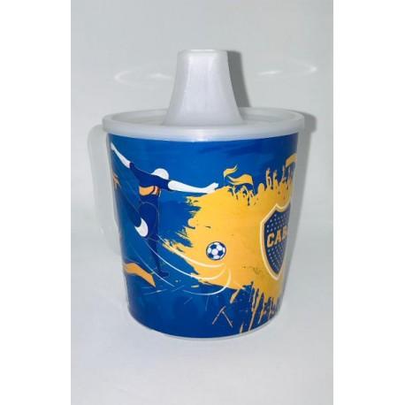 taza plástica 14 con pico BOCA