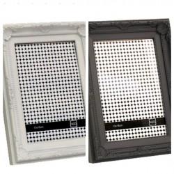 portarretrato 6346 10x15 (blanco/negro)