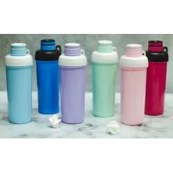 botella plástica con shaker KE80 vs. colores