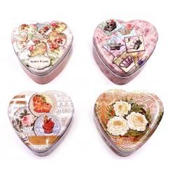 lata corazón vs. modelos 9,5 x 9 x 4,5 cm 78008