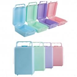 caja plástica tipo valijita vs. colores KE26