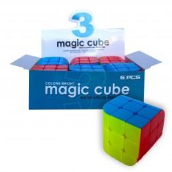 didáctico cubo mágico bordes redondeados 21575