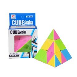 didáctico cubo mágico triangular 21580