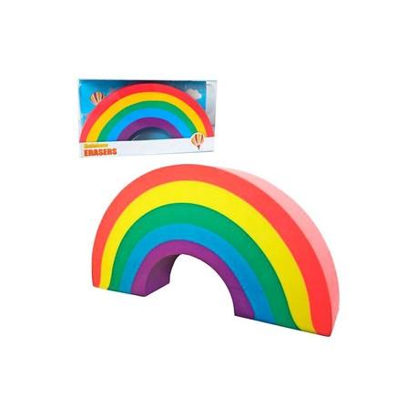 goma de borrar arco iris L030090