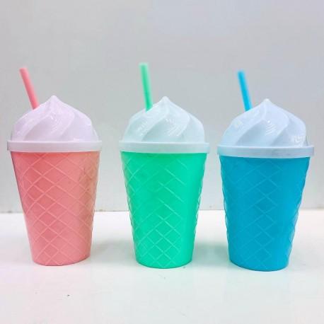 vaso plástico  heladito G21795